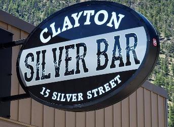 Clayton Silver Bar